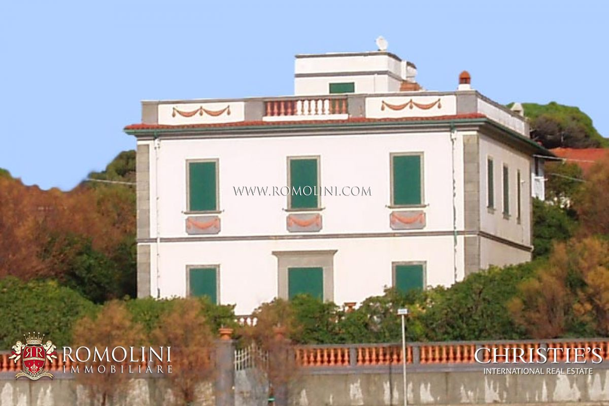 Additional photo for property listing at Tuscany - VILLA WITH ACCESS TO THE SEA IN TUSCANY Rosignano Marittimo, Italien