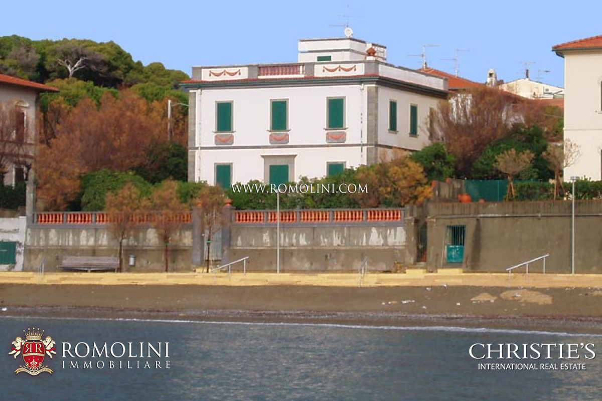 빌라 / 타운 하우스 용 매매 에 Tuscany - VILLA WITH ACCESS TO THE SEA IN TUSCANY Rosignano Marittimo, 이탈리아
