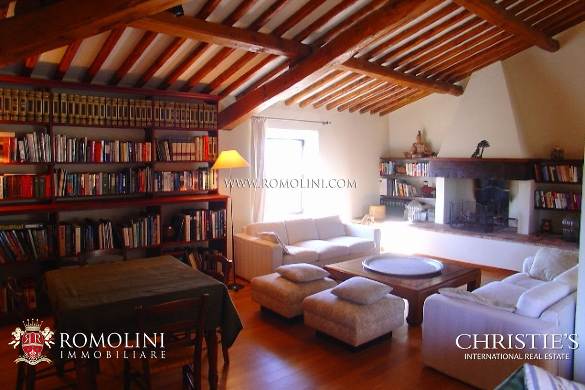 Additional photo for property listing at Tuscany - CHIANTI ARETINO: FARM ESTATE FOR SALE Arezzo, 이탈리아