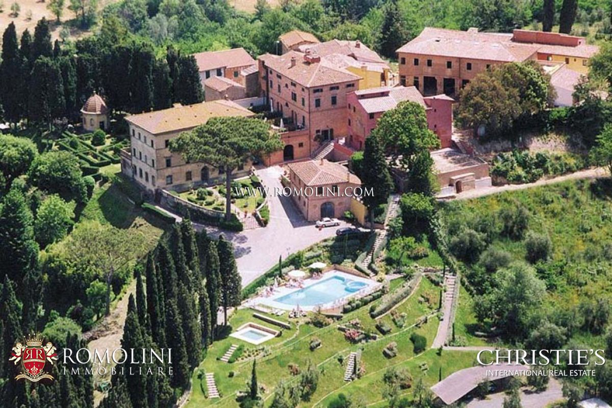 농장 / 목장 / 농장 용 매매 에 Tuscany - HISTORICAL VILLAGE, HAMLET FOR SALE IN PISA, TUSCANY San Miniato, 이탈리아