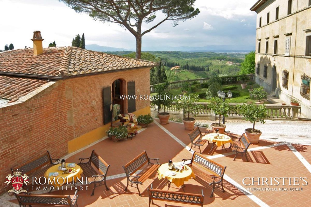 Additional photo for property listing at Tuscany - HISTORICAL VILLAGE, HAMLET FOR SALE IN PISA, TUSCANY San Miniato, Italië