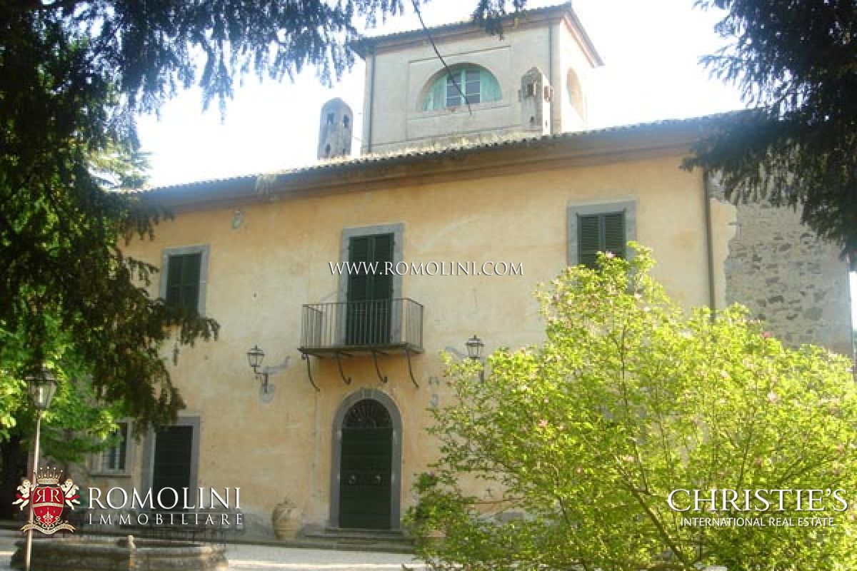 Farm / Ranch / Plantation for Sale at Umbria - LUXURY REAL ESTATE OLD MANOR DOP OLIVE GROVE ORVIETO Orvieto, Italy