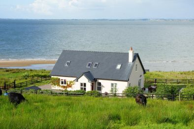 COTTAGE FRONTE MARE IN AFFITTO IN IRLANDA - KERRY VILLA