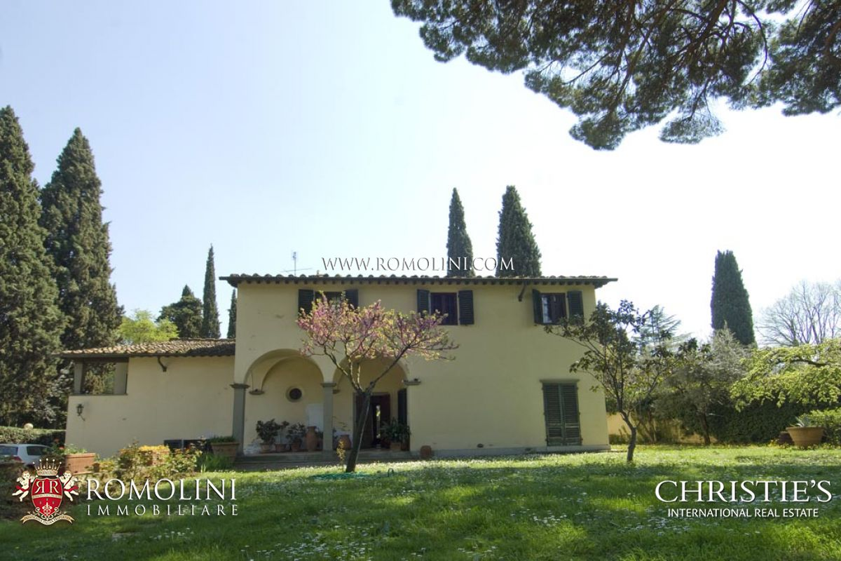 Villas / Townhouses için Satış at Tuscany - VILLA FOR SALE IN FLORENCE Firenze, Italya