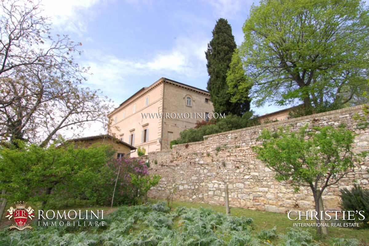 別墅 / 联排别墅 為 出售 在 Umbria - MANOR VILLA FOR SALE SPELLO UMBRIA Spello, Perugia,06038 義大利