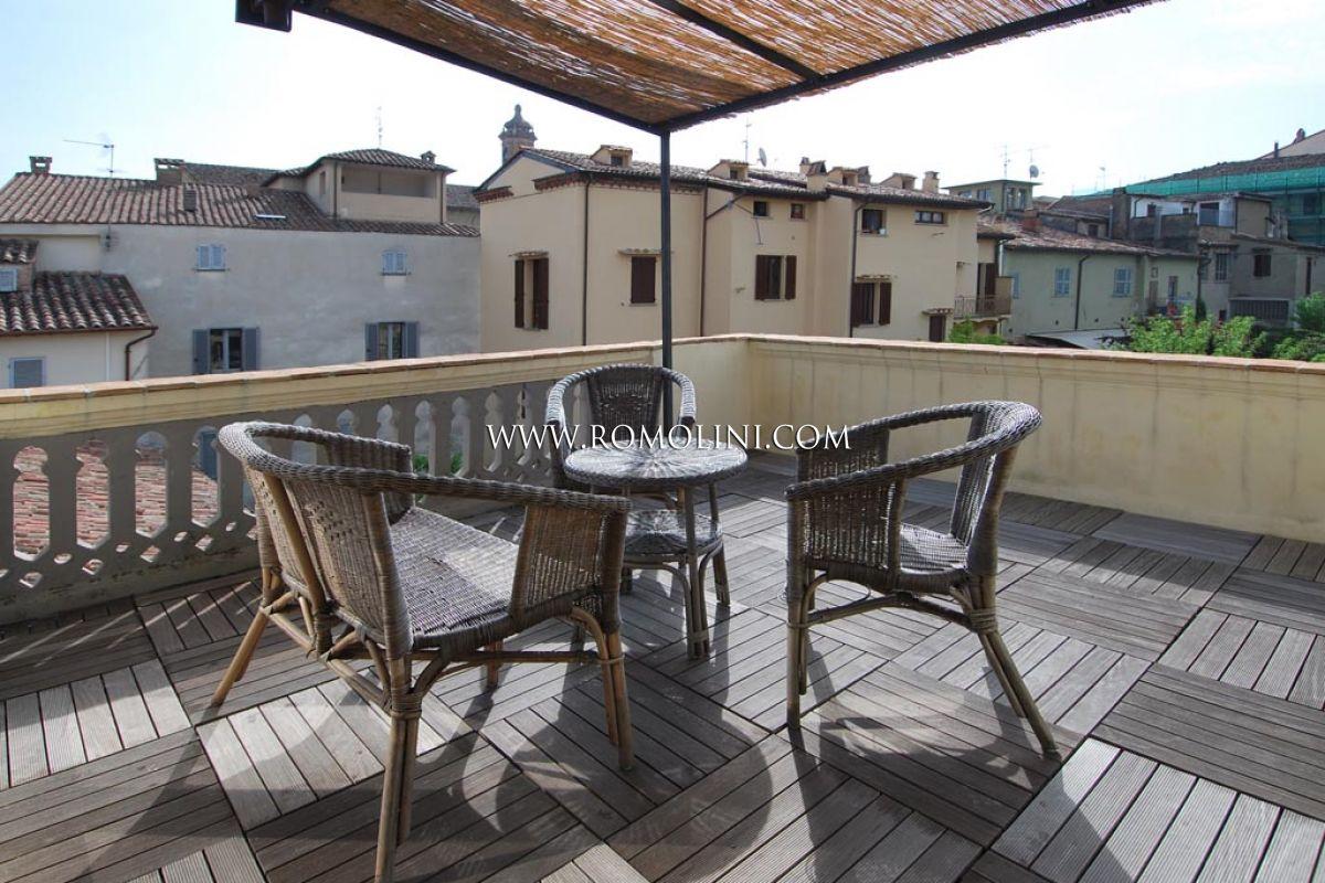 Appartamento con terrazzi panoramici