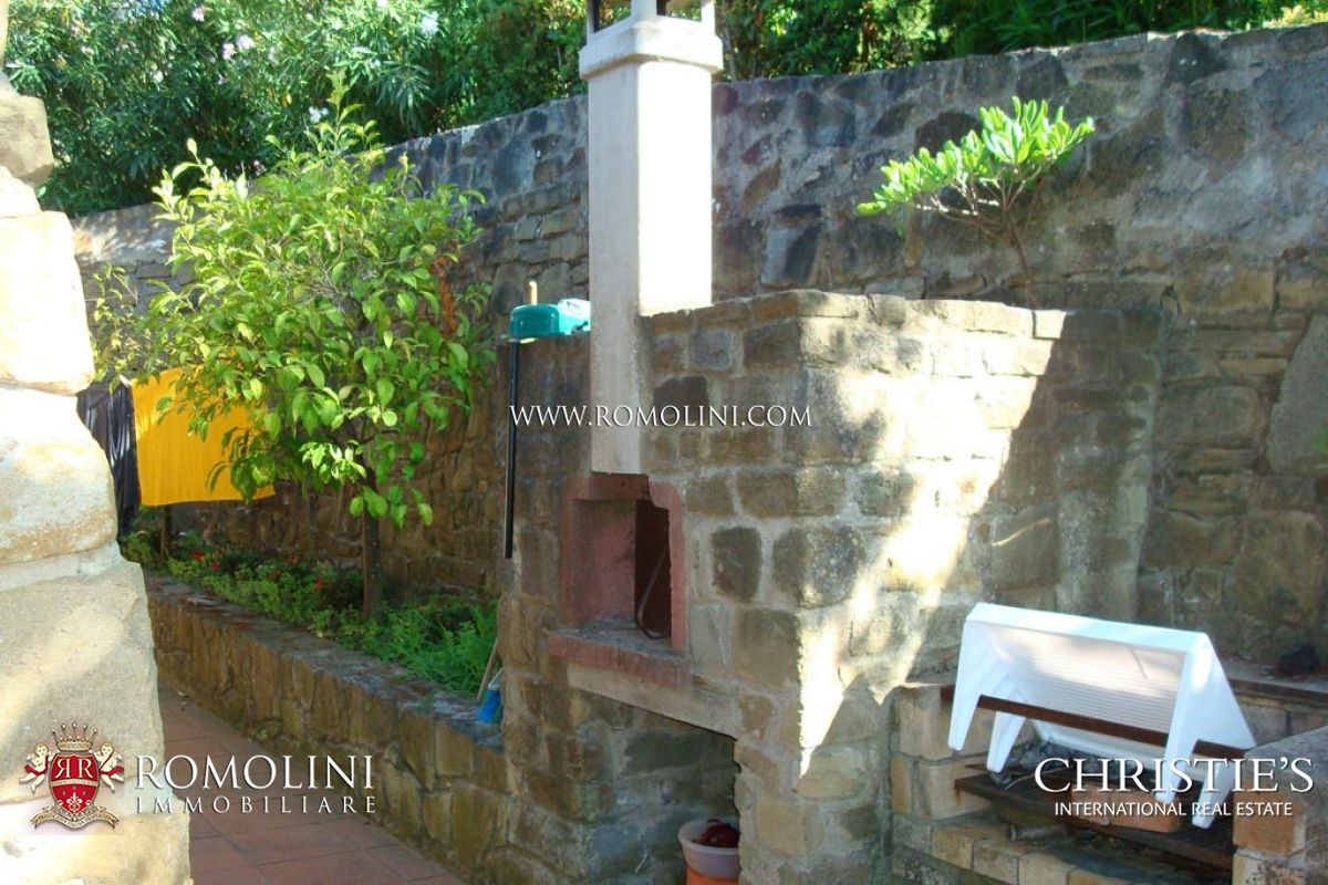 Additional photo for property listing at Tuscany - VILLA WITH DEPENDANCE SEAVIEW FOR SALE IN PUNTA ALA Punta Ala, 이탈리아