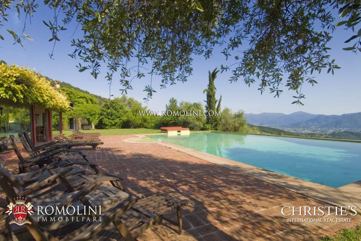 Additional photo for property listing at Tuscany - PRESTIGIOUS VILLA FOR SALE IN LUCCA, TUSCANY Lucca, Italien