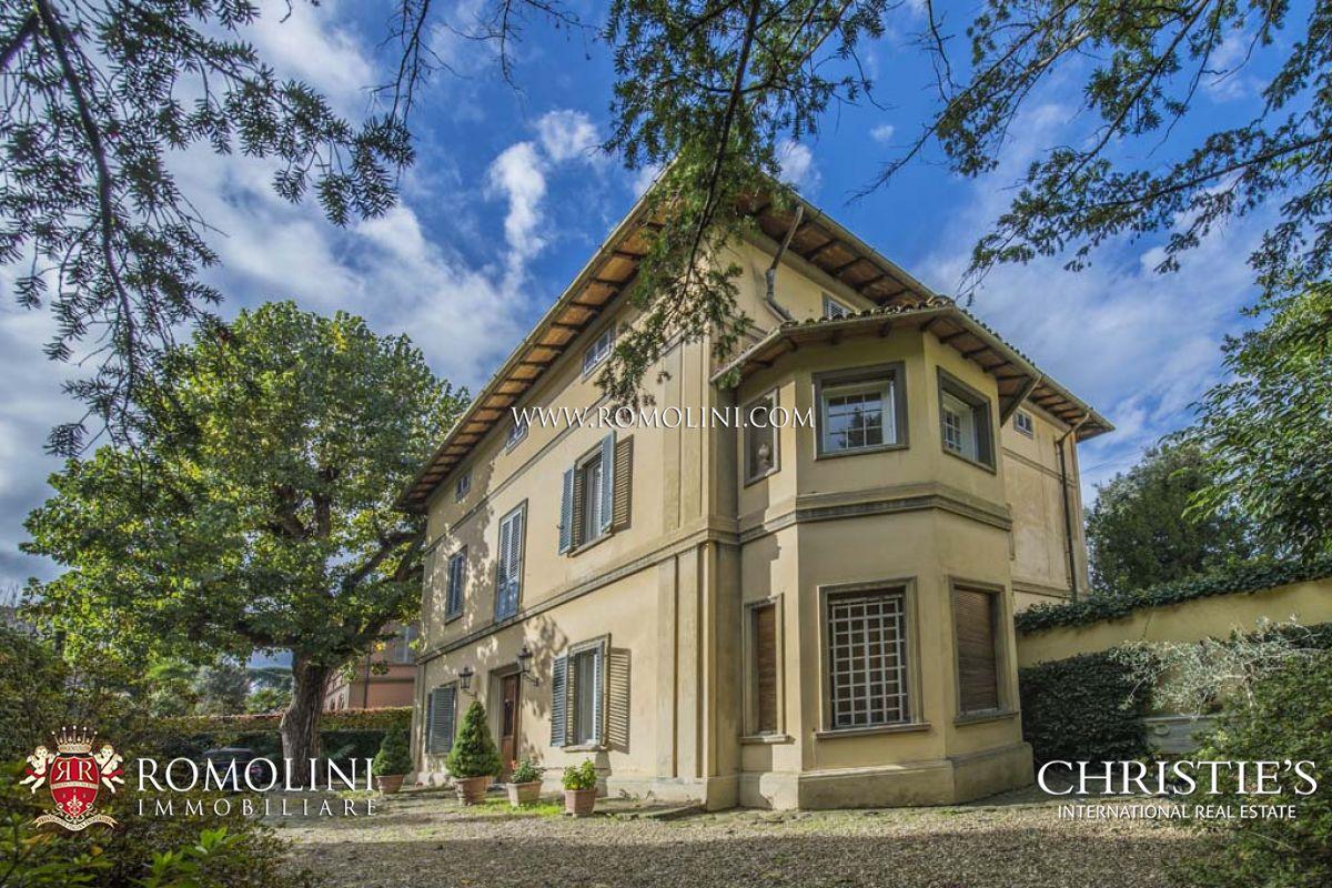 Villa in vendita a poggio imperiale firenze toscana for Case in vendita provincia firenze