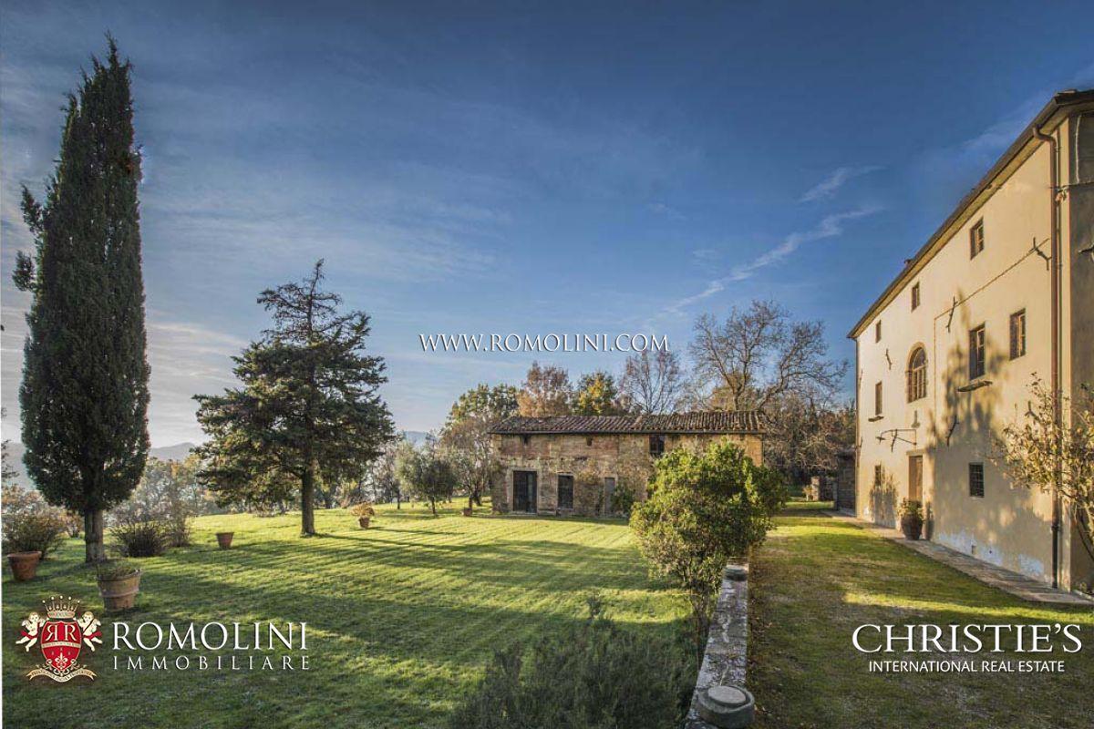 Residência para Venda às Tuscany - MANOR VILLA FOR SALE IN ITALY, TUSCANY, SANSEPOLCRO Sansepolcro, Itália