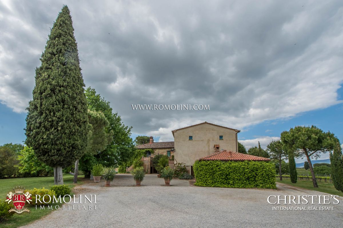 Additional photo for property listing at Tuscany - WINE ESTATE FOR SALE IN MONTEPULCIANO, TUSCANY, ITALY Montepulciano, Italien