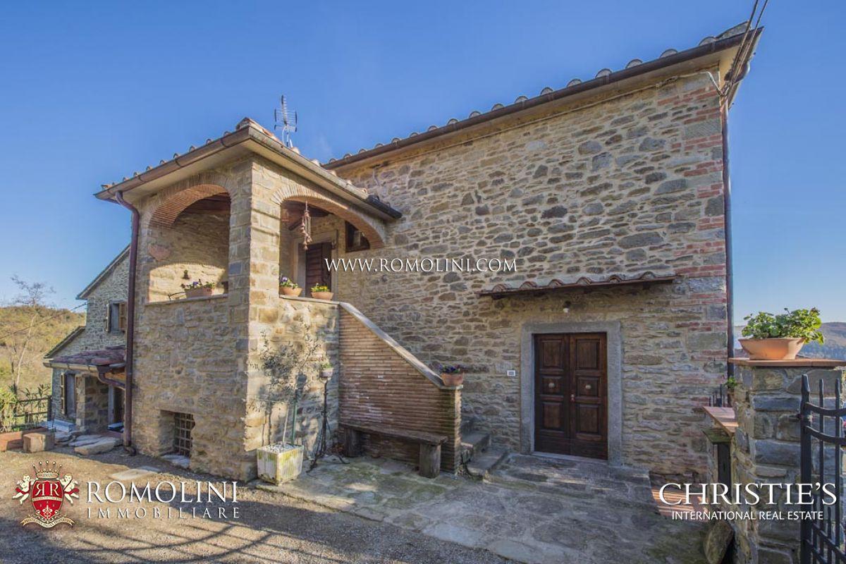 Casale in pietra in vendita in toscana bibbiena - Casale in toscana ...
