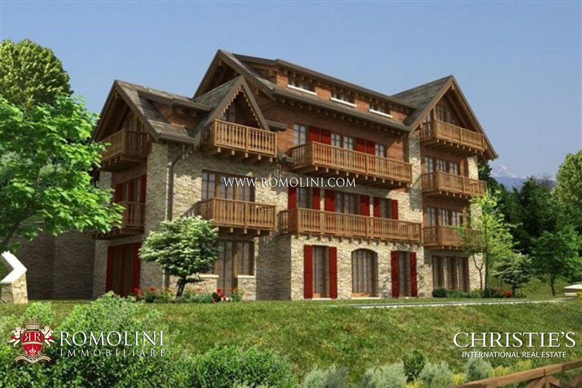 公寓 为 销售 在 Lombardia - EXCLUSIVE APARTMENT IN MOUNTAIN CHALET FOR SALE, PONTE DI LEGNO Ponte Di Legno, 意大利