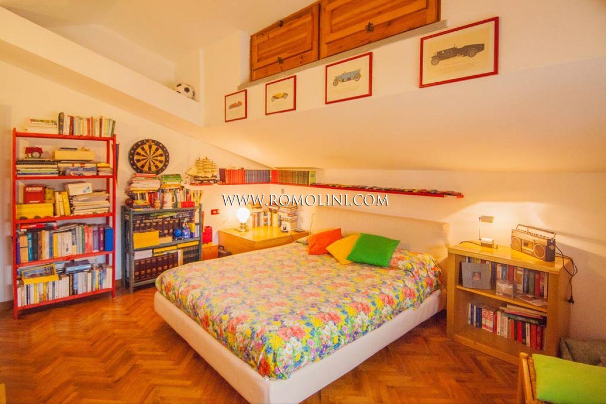 Sansepolcro appartamento con garage e giardino in vendita for Log garage con appartamento
