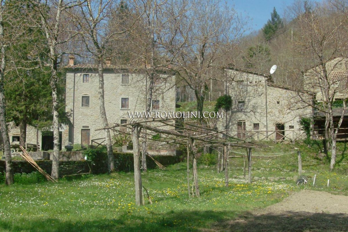 Maison unifamiliale pour l Vente à Tuscany - OLD MILL WITH GARDEN FOR SALE IN CAPRESE MICHELANGELO Caprese Michelangelo, Italie