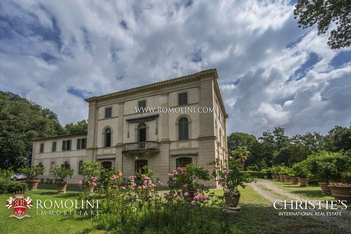 Additional photo for property listing at Tuscany - LUXURY VILLA FOR SALE IN SIENA, TUSCANY Siena, 義大利