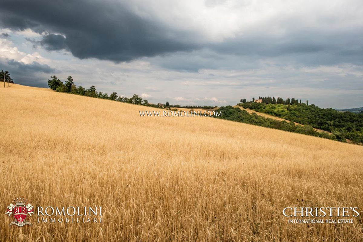 Additional photo for property listing at Tuscany - 11-ROOM BOUTIQUE HOTEL SIENA: LUXURY VILLA IN TUSCANY Siena, Italia