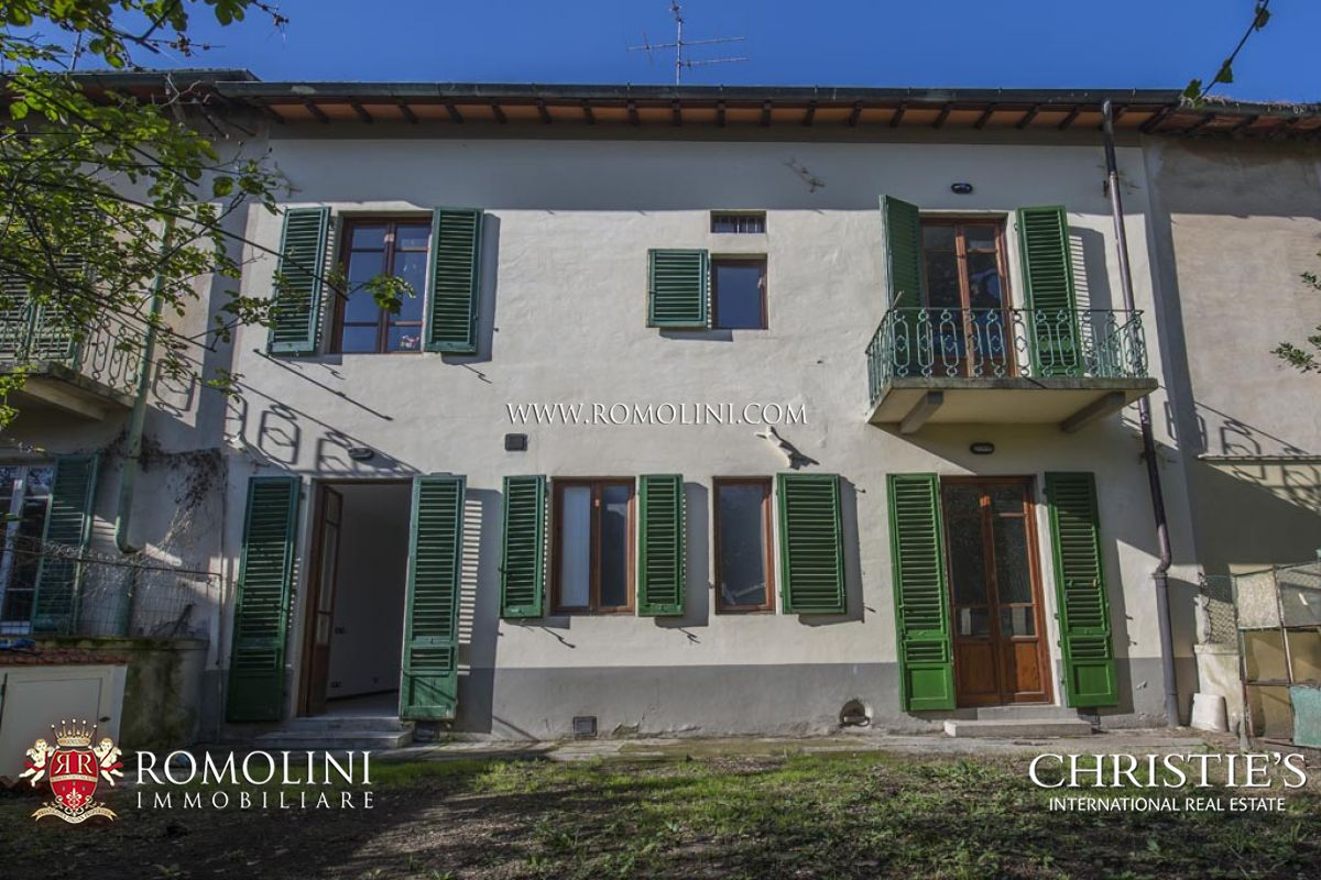 Additional photo for property listing at Tuscany - 19th CENTURY BUILDING WITH GARDEN IN FLORENCE, PORTA ROMANA Firenze, 義大利