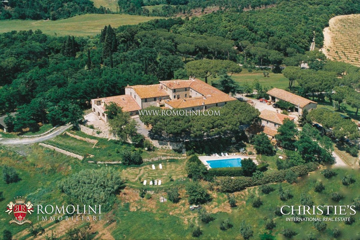 Vinhedo para Venda às Tuscany - BUILDING PLOT WITH COUNTRY HOUSE, OLIVE GROVE, VINEYARD IN MAREMMA Maremma, Itália