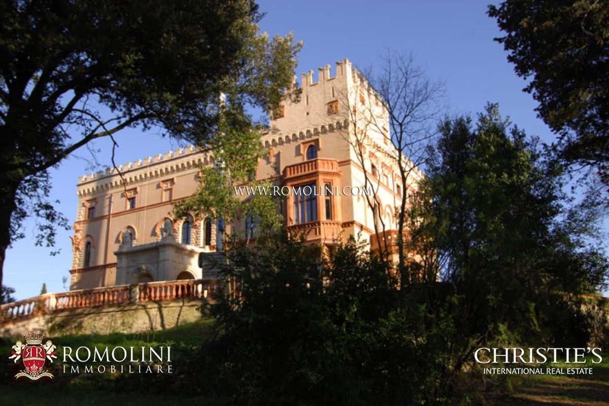 Additional photo for property listing at Umbria - CASTLE FOR SALE IN UMBRIA. PERUGIA Perugia, Italien