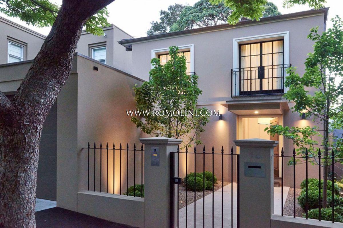 Casa di lusso con giardino e garage in vendita sydney woollahra australia - Case in vendita firenze giardino ...