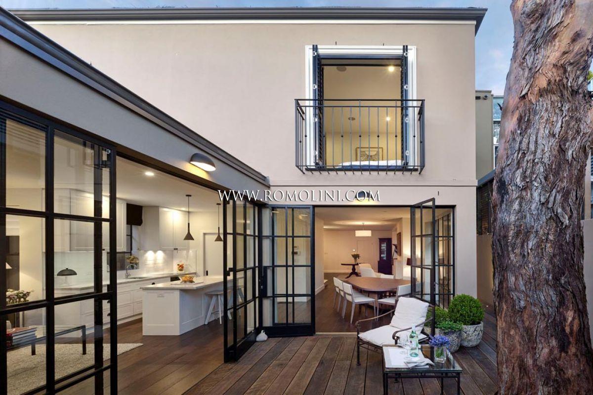 Casa di lusso con giardino e garage in vendita sydney woollahra