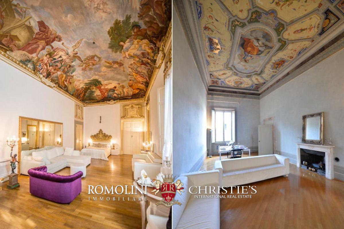 Palazzo rinascimentale residenza storica in vendita a for Boutique hotel florence