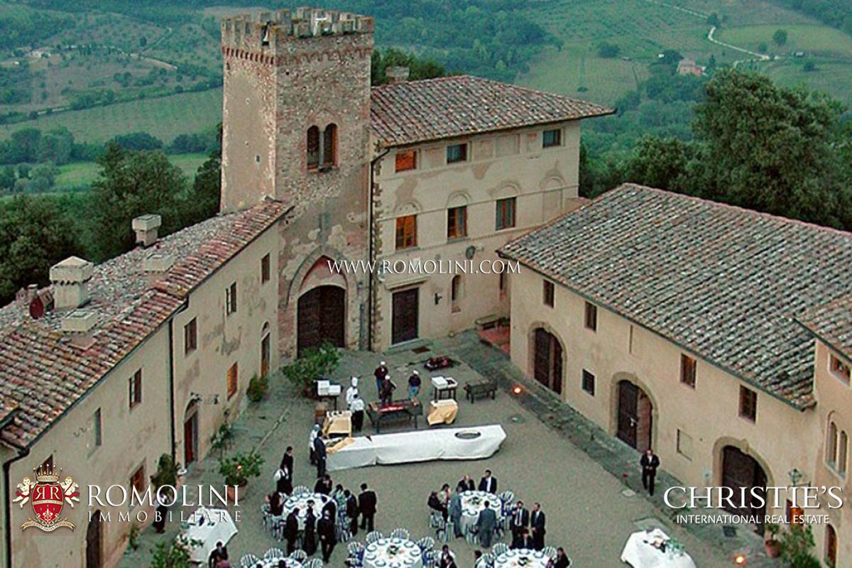 Bed And Breakfast Tuscany For Sale