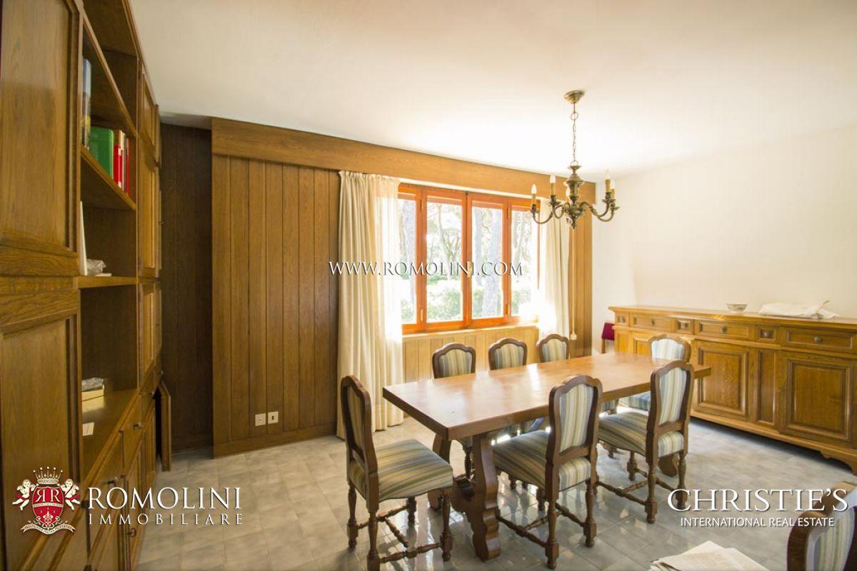 Tuscany Castiglione Della Pescaia Villa With Direct