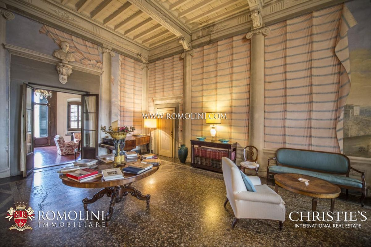 Additional photo for property listing at Tuscany - TUSCAN WINE ESTATE FOR SALE,CHIANTI COLLI FIORENTINI Florence, Italia
