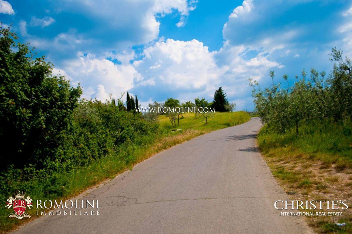 αμπελώνας για την Πώληση στο Tuscany - WINE ESTATE CHIANTI COLLI FIORENTINI FOR SALE Firenze, Ιταλια