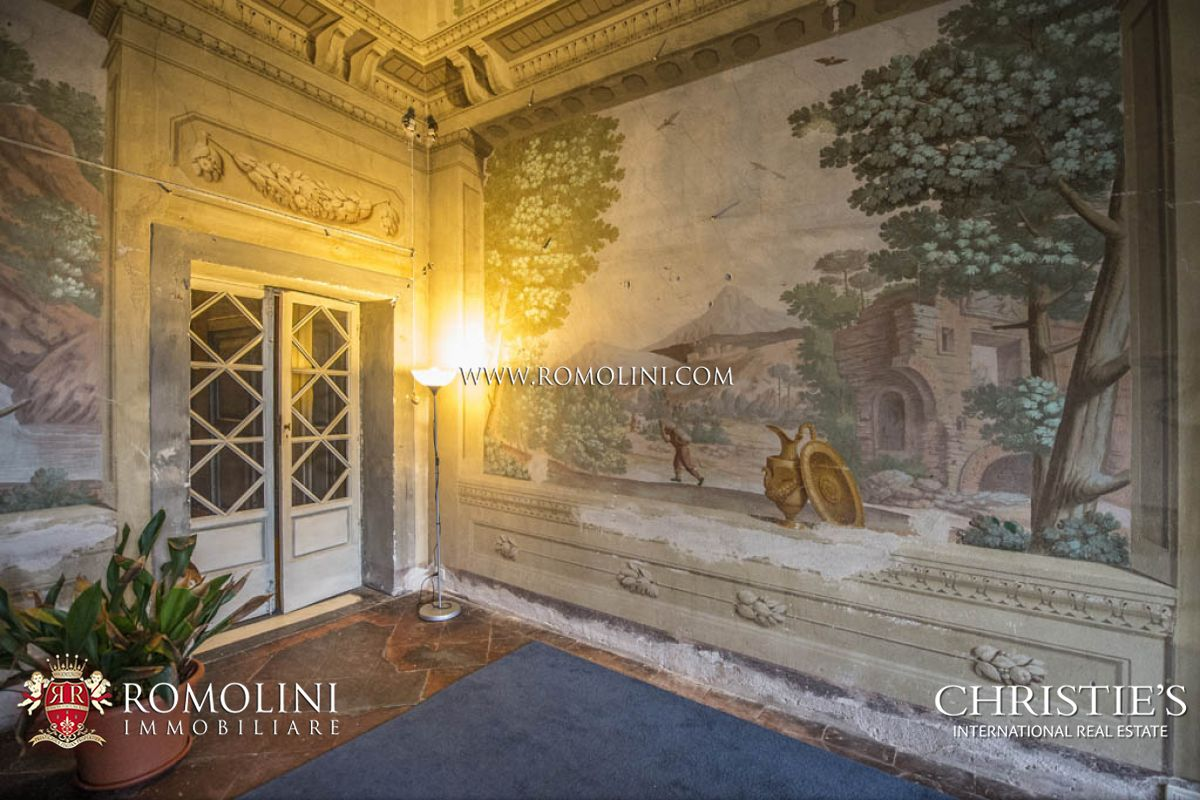 Additional photo for property listing at Tuscany - HISTORIC VILLA FOR SALE IN PISA Cascina, Italy