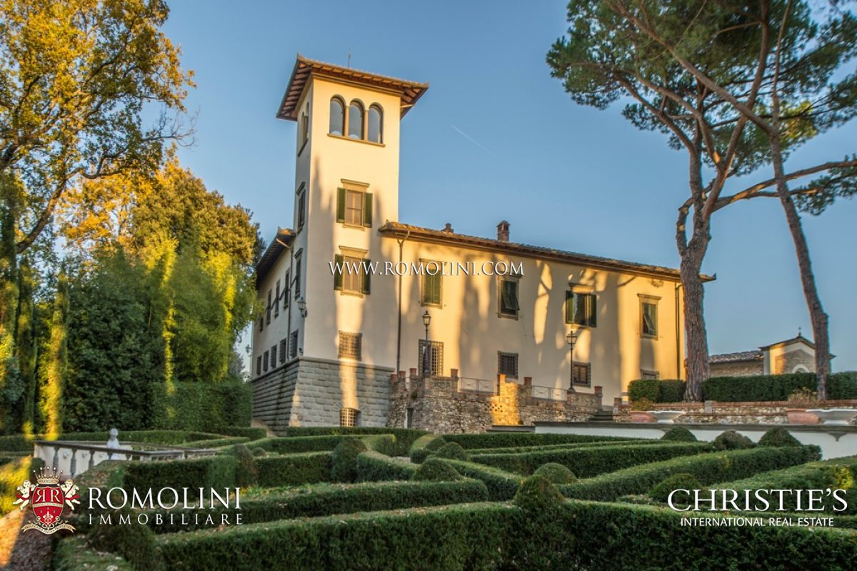 Additional Photo For Property Listing At Tuscany   LUXURY VILLA FOR SALE IN  FLORENCE Florence,