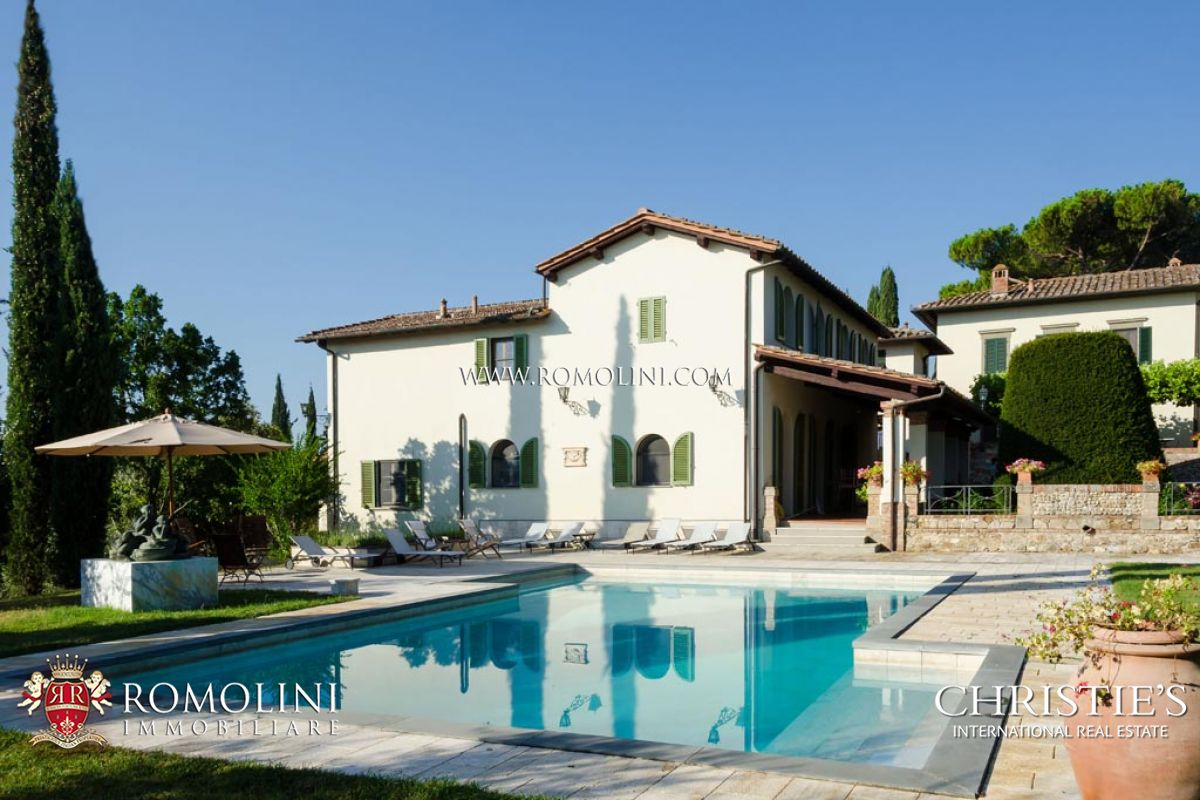 Tuscany luxury villa for sale in florence a luxury home for Real estate in florence italy