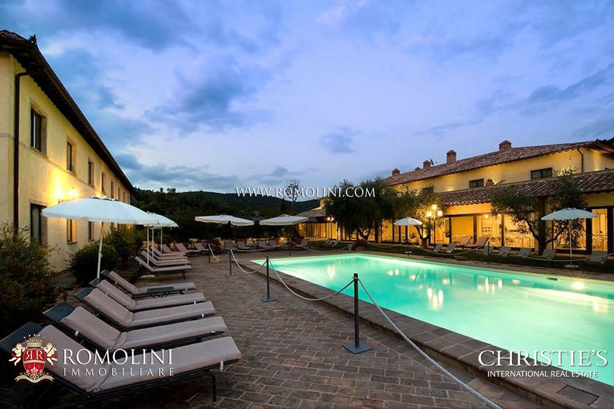 Farm / Ranch / Plantation for Sale at Umbria - HOTEL FOR SALE IN PERUGIA, UMBRIA Perugia, Italy