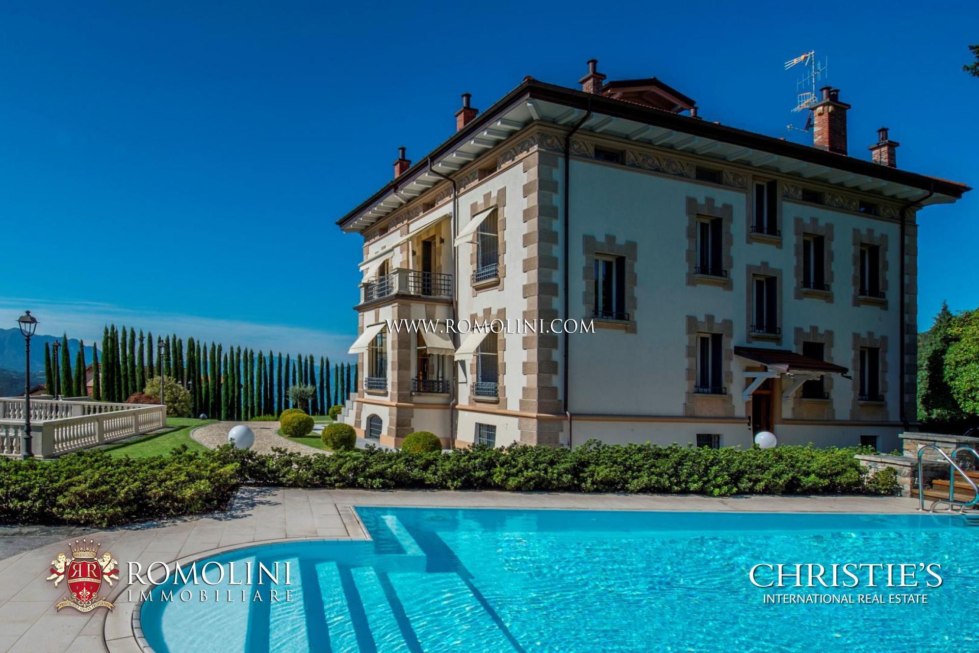 Lombardia immobili di prestigio in vendita castello for Case in vendita svizzera italiana